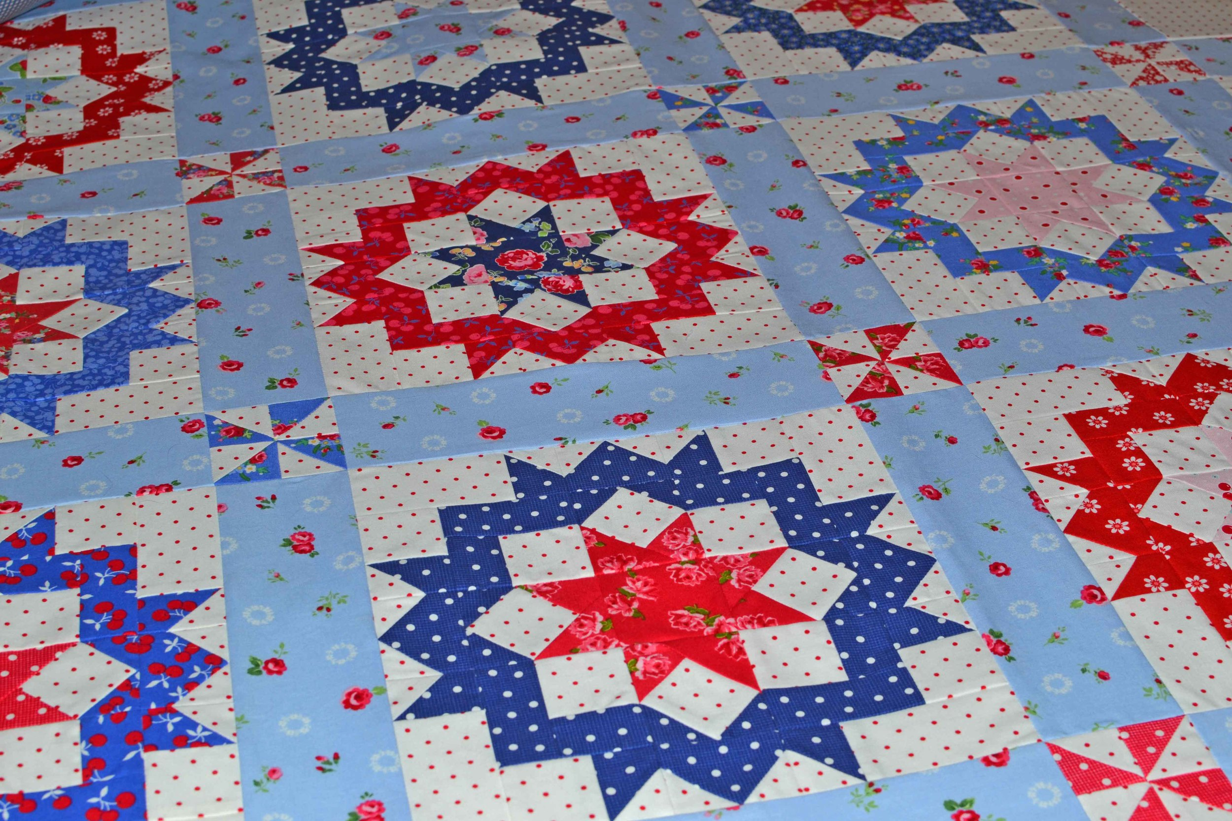 Butterscotch Tart by Fig Tree Quilts