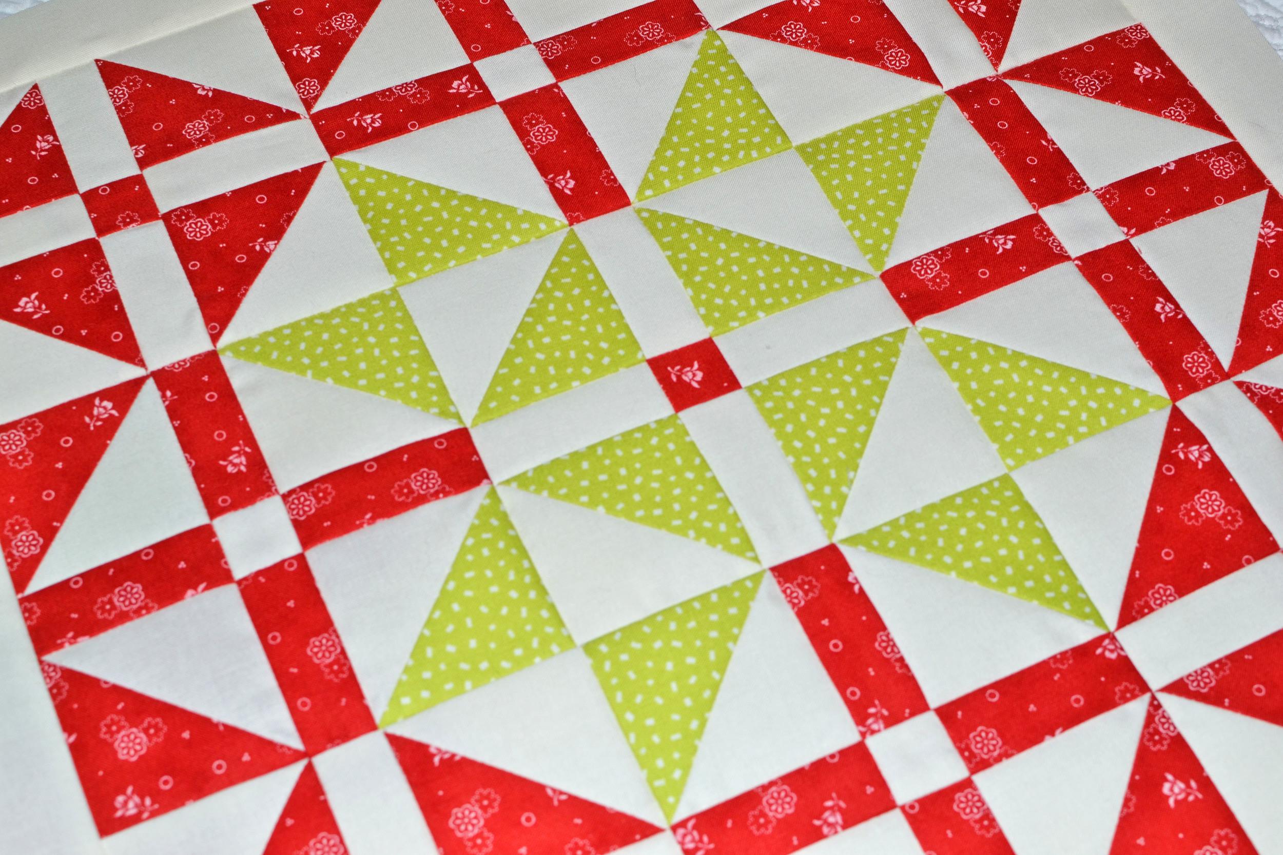 Block 1 Puzzle Star