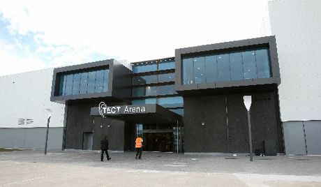 The TECT Arena at Baypark puts Tauranga on the international concert circuit  - Joel Ford