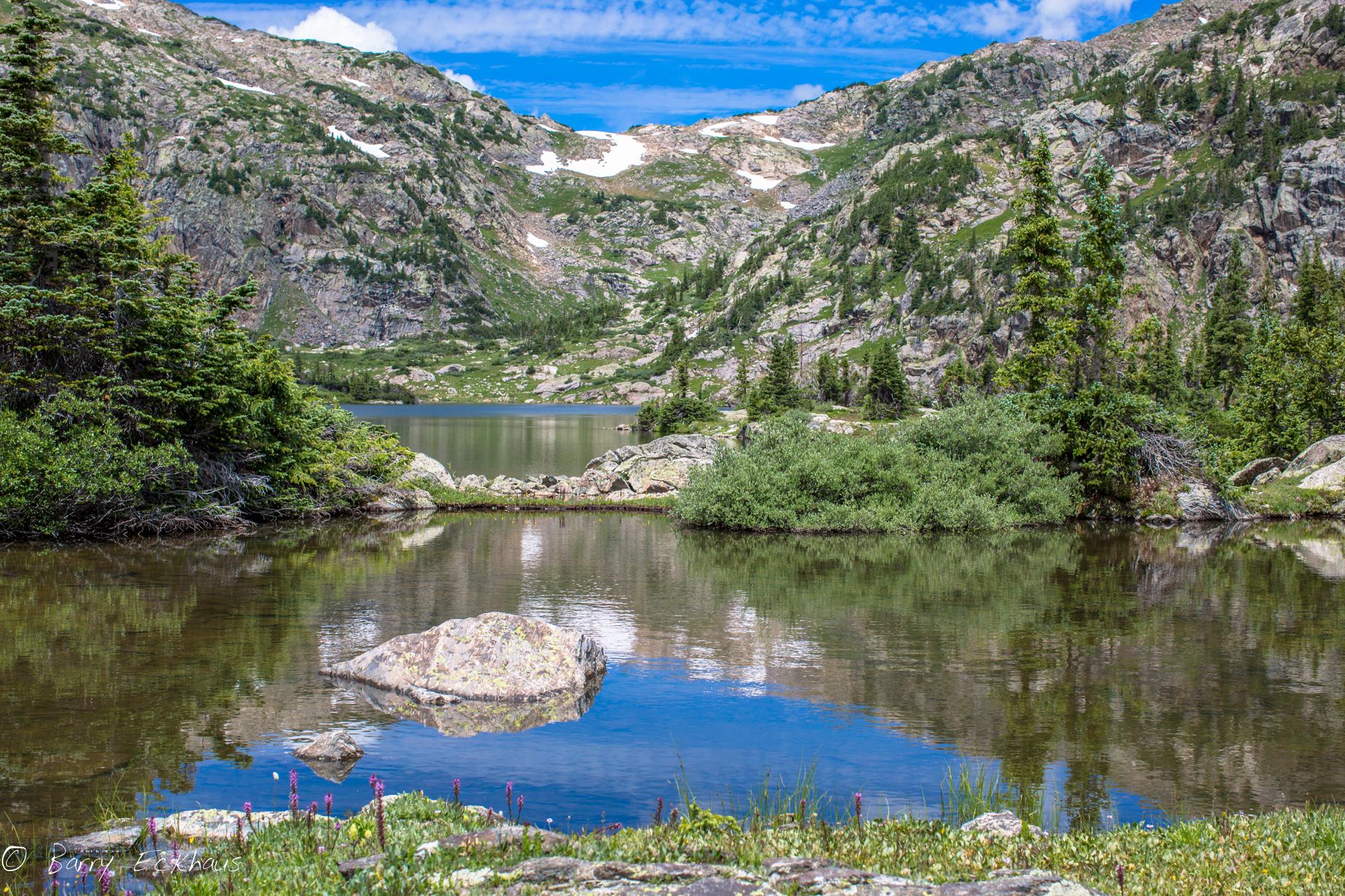 Missouri Lakes Colorado