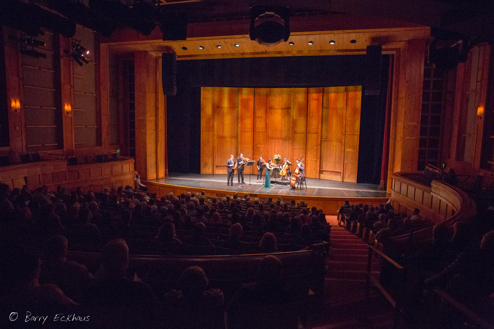 Sarah Chang at the Vilar Performing Arts Center