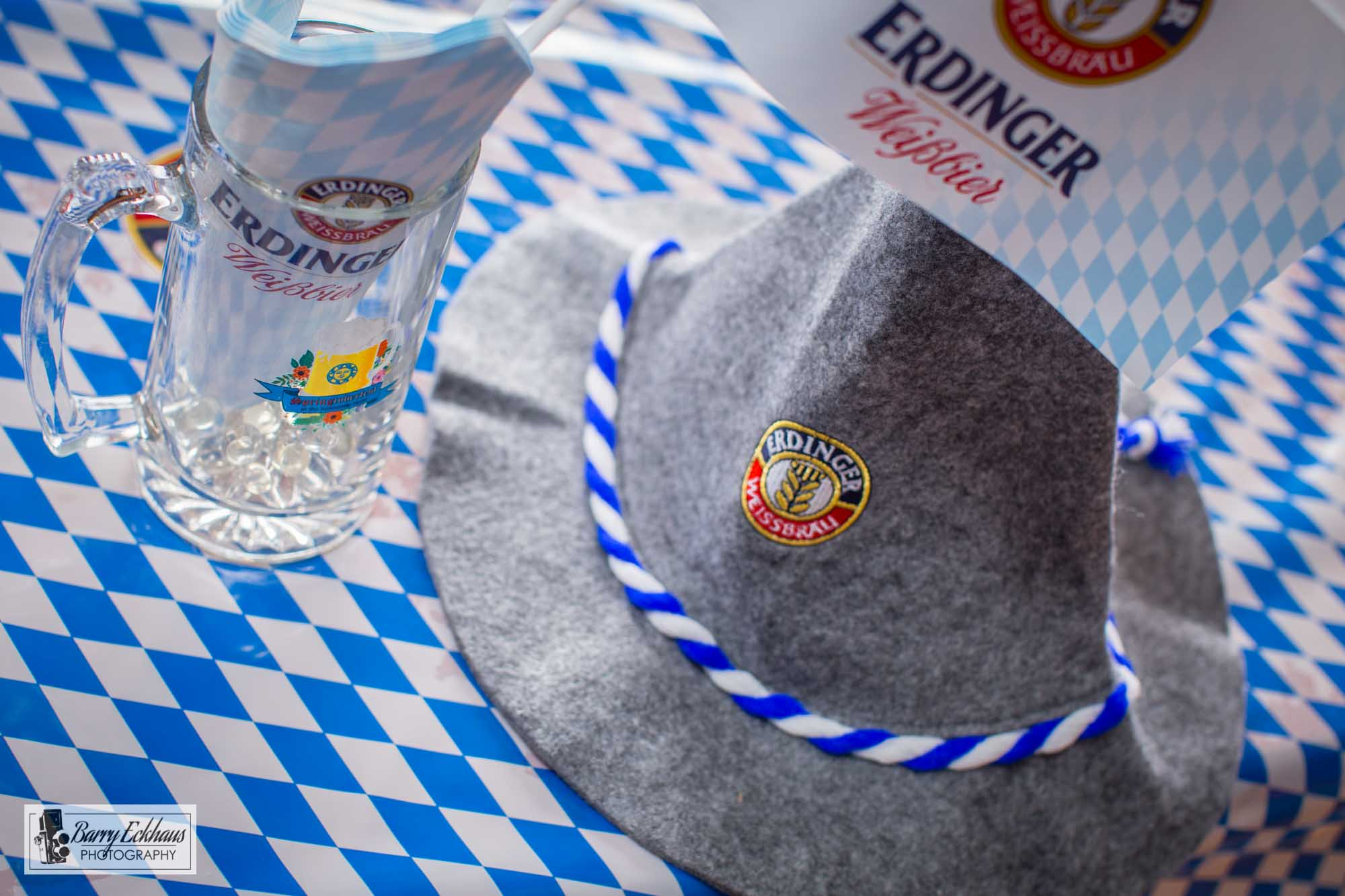 Event set up photography for Octoberfest at the Sonnenalp Resort in Vail, Colorado.