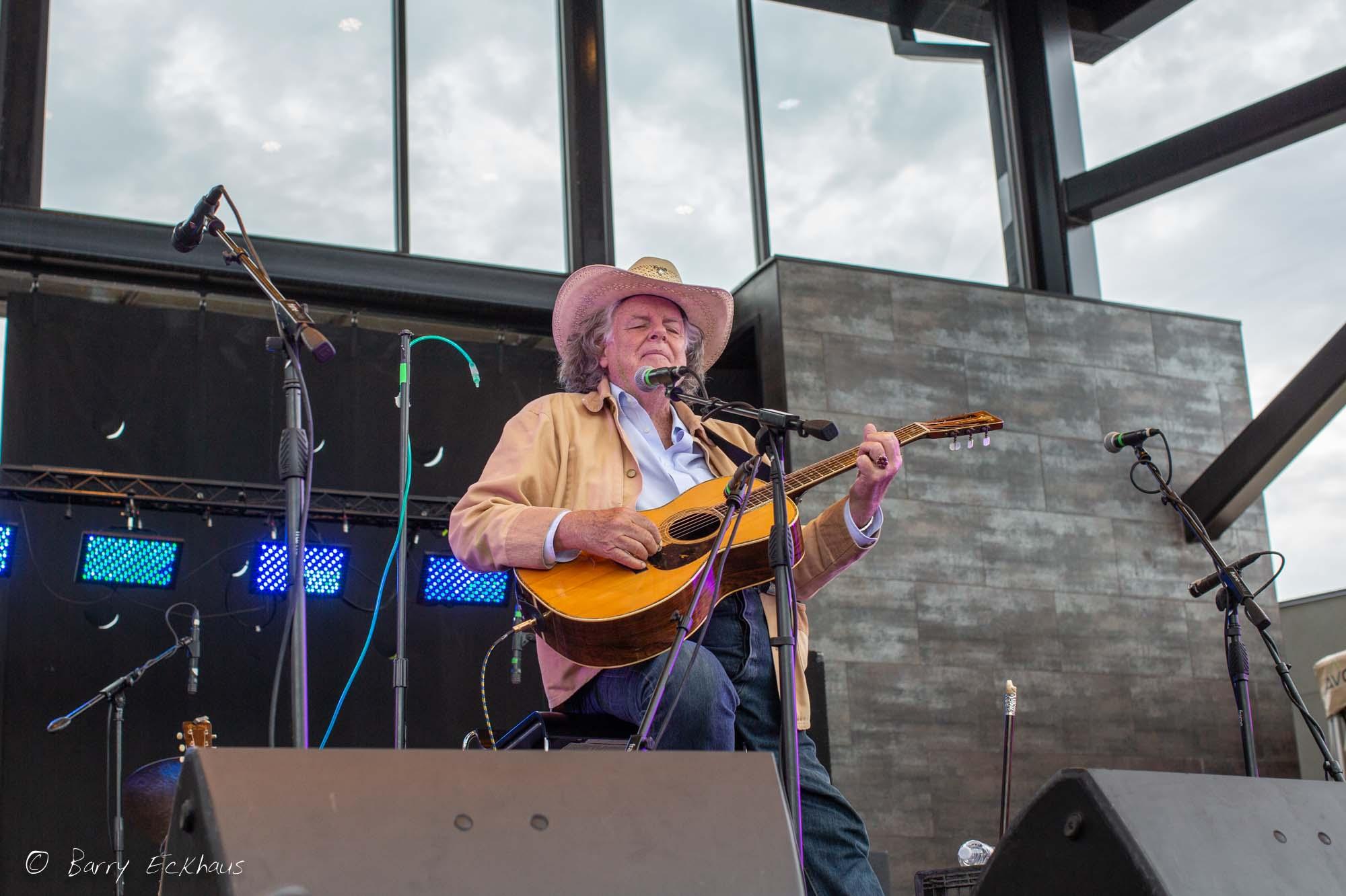 Peter Rowan in Avon, Colorado