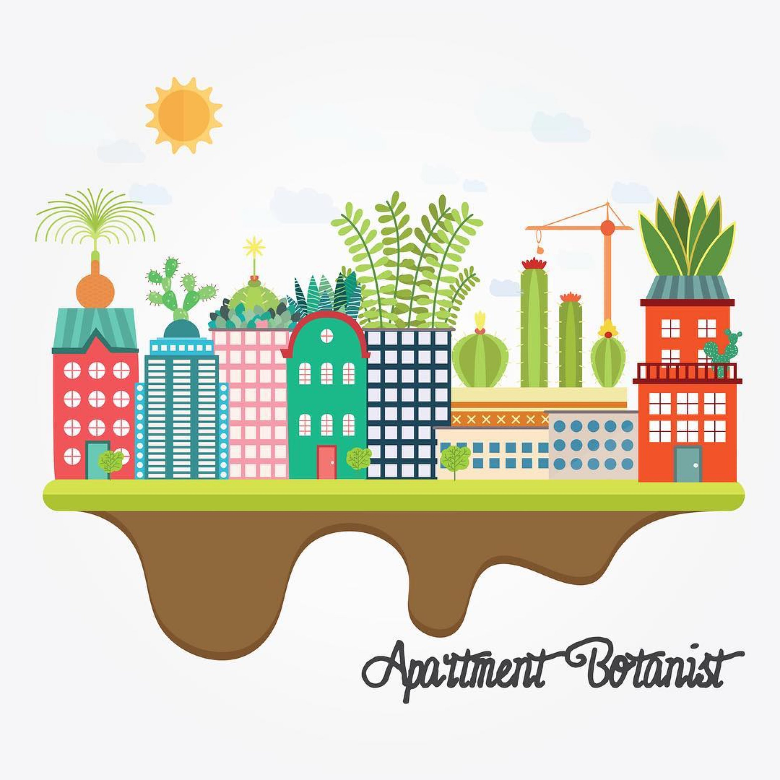 The Apartment Botanist logo
