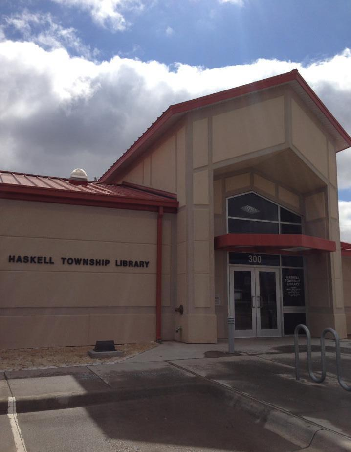 Haskell Township Library