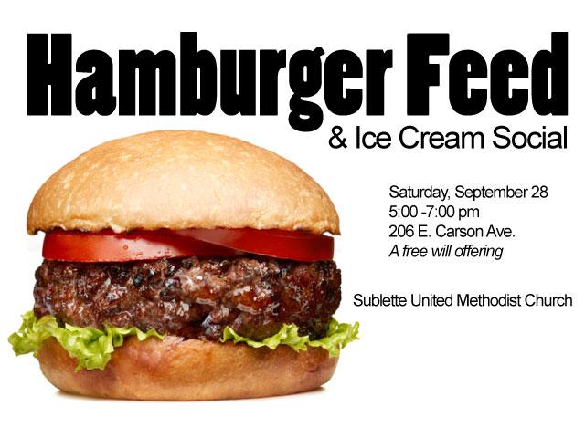 Hamburger Feed . United Methodist Church Sublette.jpg
