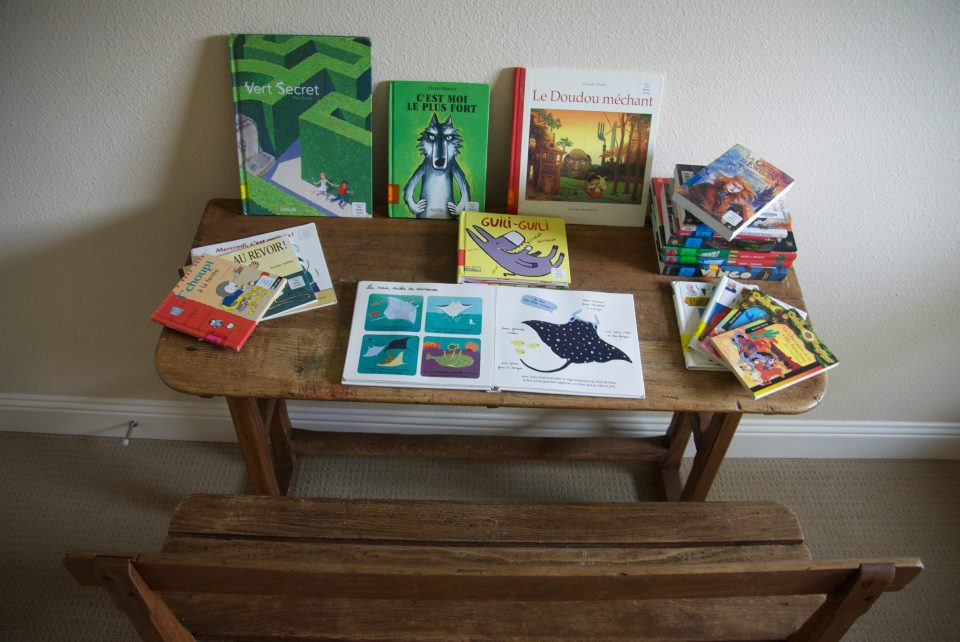 Image from  Les Petits Livres