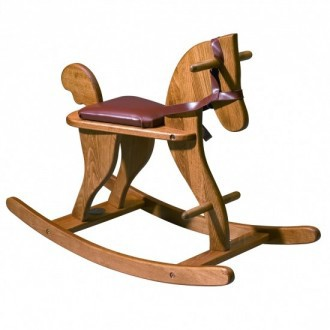 Rocking horse by  Moulin Roty