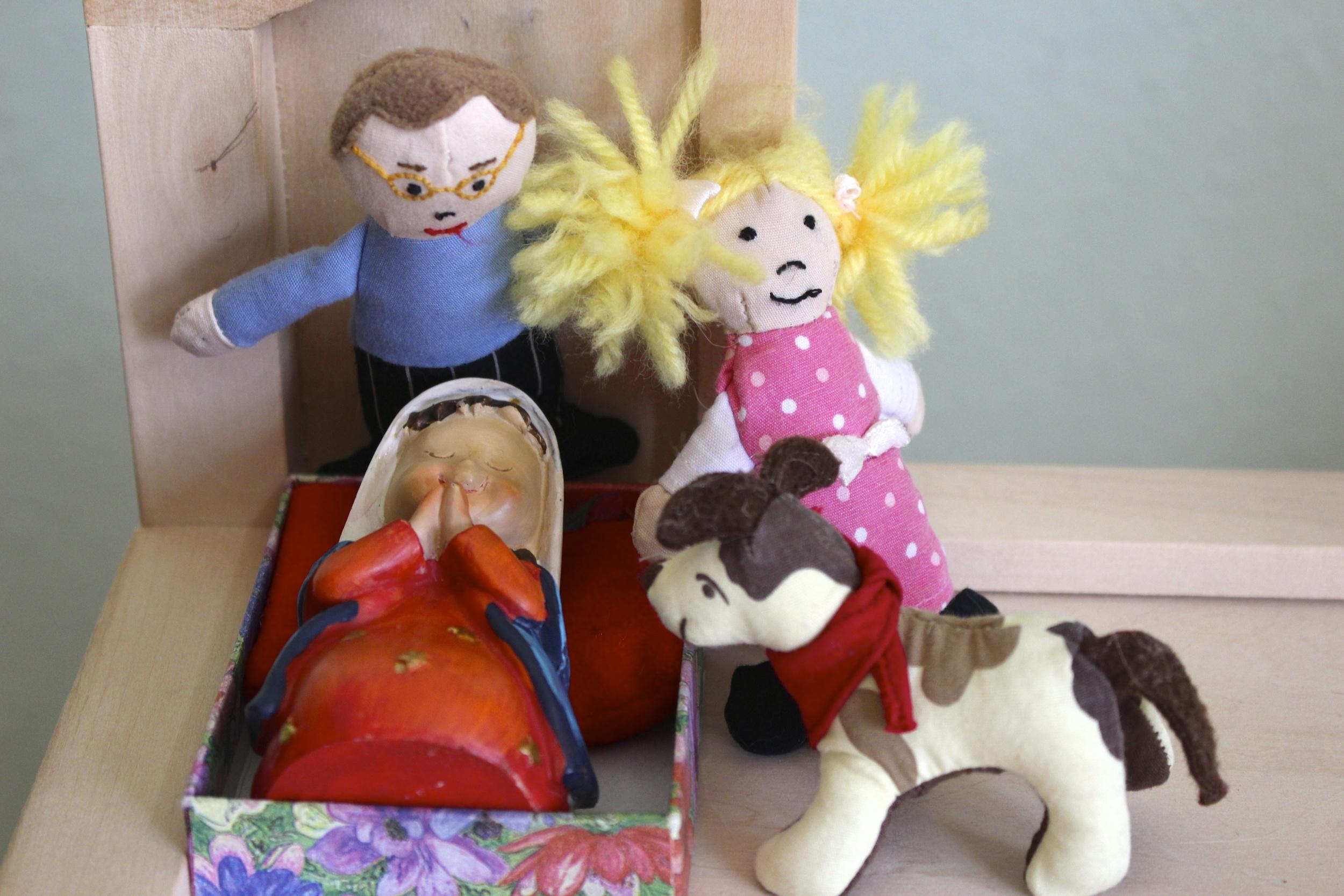 dollhouse nativity fun intentional mama