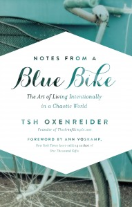 Notes from a blue bike Tsh Oxenreider cover.png