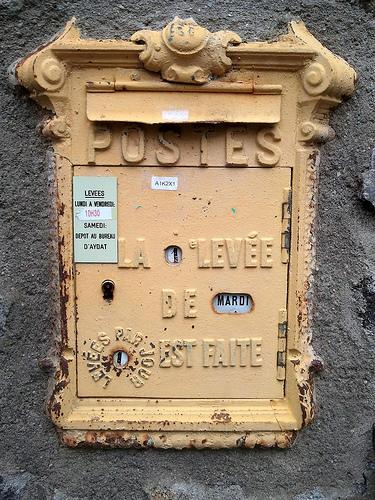 Boîte à lettre by  Clément Gault