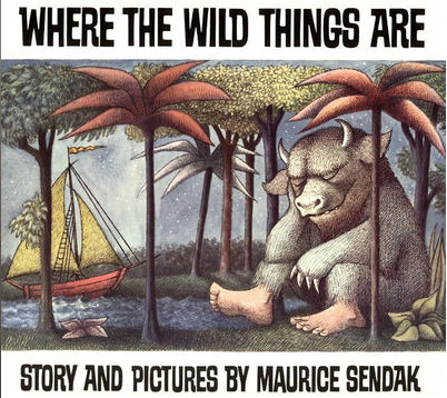 Where the Wild Things Are by Maurice Sendak cover