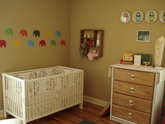 Nursery photo by  Stupid Clever