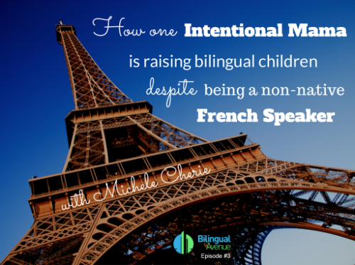 Bilingual Avenue Episode #3 with Michele Cherie