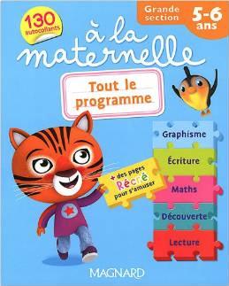 Magnard's  GS level workbook  in French