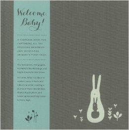 welcome baby book compendium boy cover