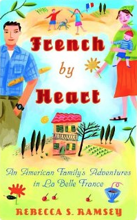 French by Heart by Rebecca Ramsey book cover