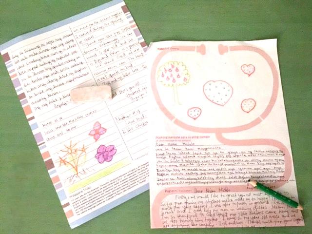 Letters from Angielyn