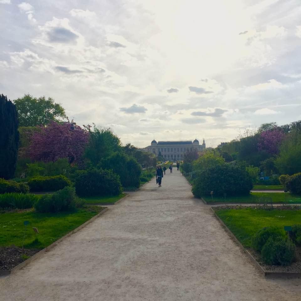 Jardin des Plantes, Paris, April 2017