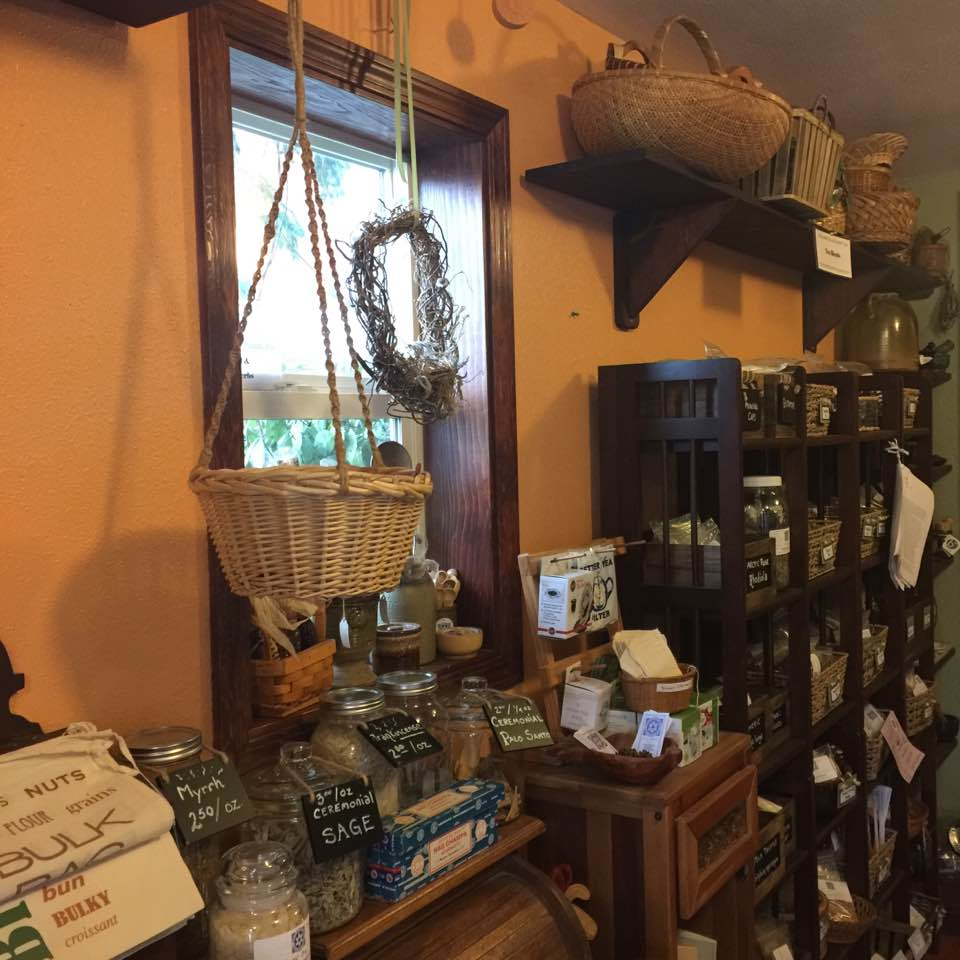 A local naturopathic apothecary I visited during my health crisis