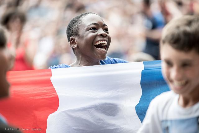 Champions du Monde by Gustave Deghilage