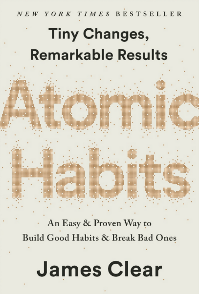 Atomic Habits Recommended Reading January IntentionalMama books.png