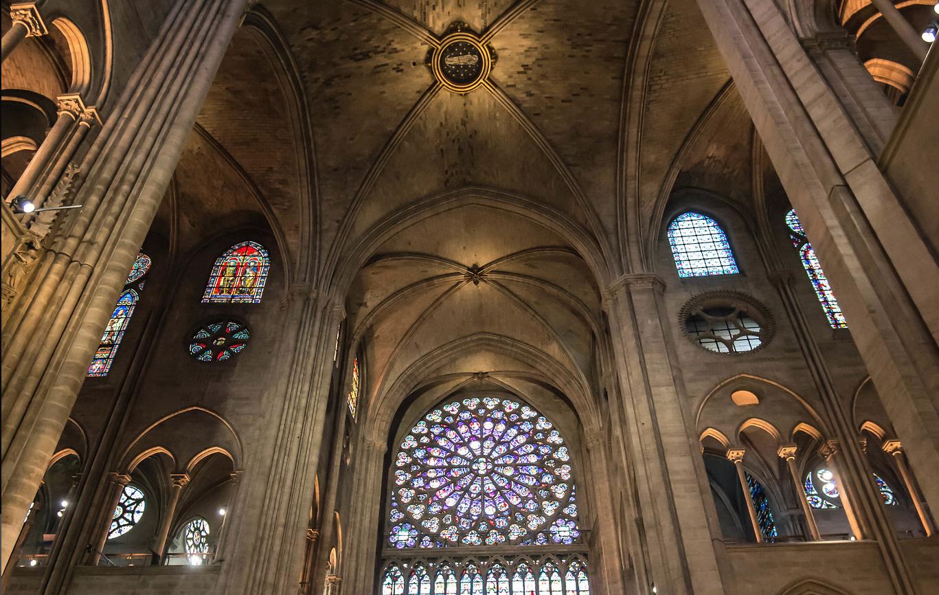 Notre Dame de Paris by Stevan Nicolas