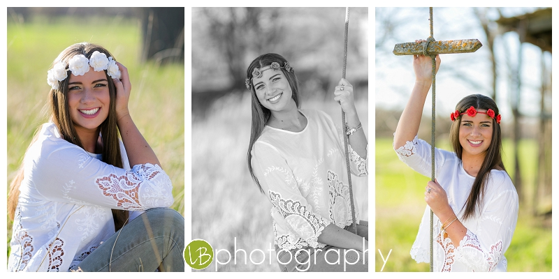 """Oh those headbands could not have looked better on anyone else! She rocks the """"boho"""" look, for sure"""