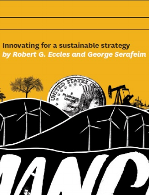 Title:  The Performance Frontier - Innovating for a sustainable Strategy  Authors:  Robert G. Eccles and George Serafeim  Date:  May 2013