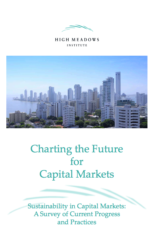 Charting the future for capital markets