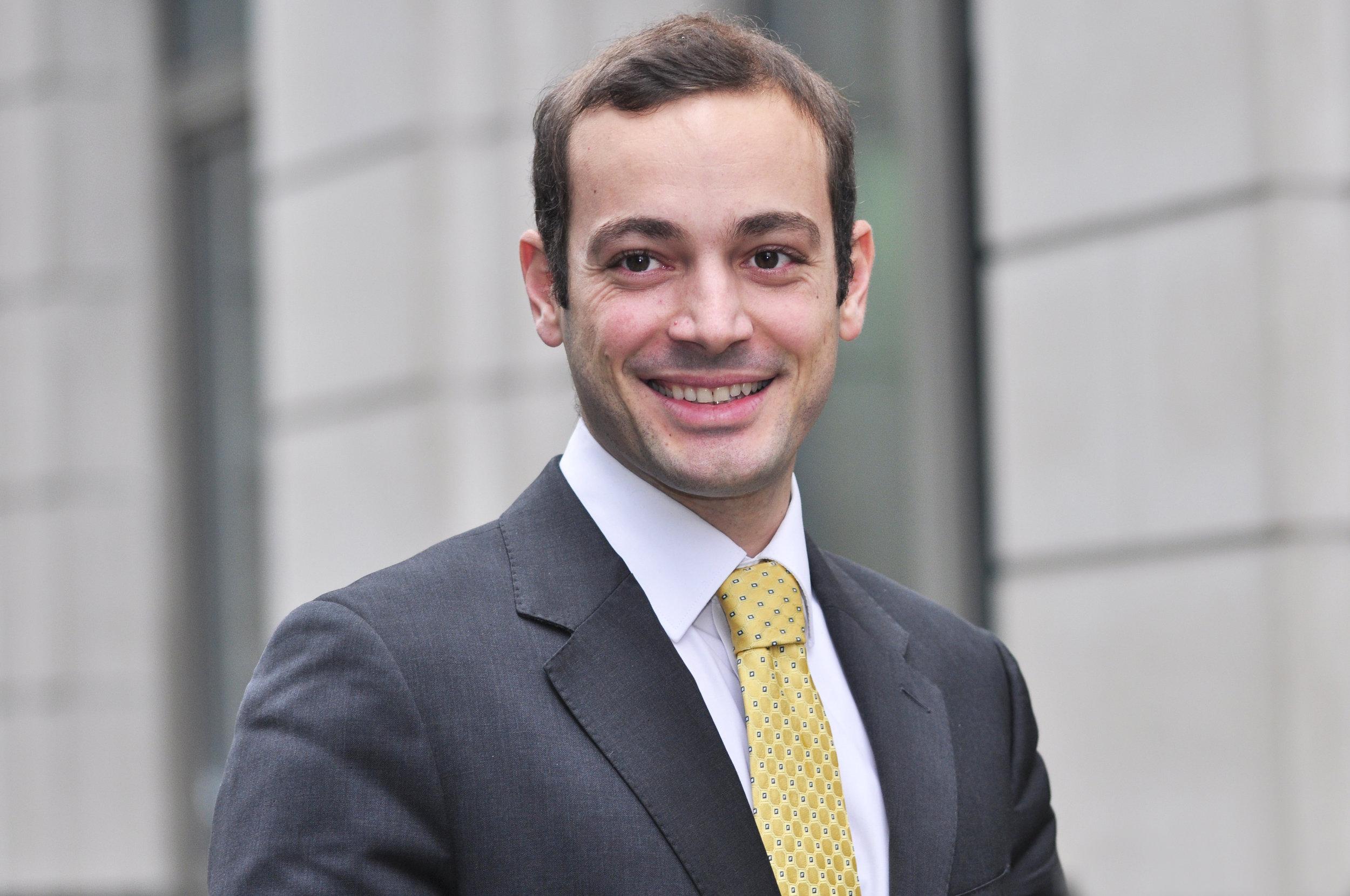 Sakis Kotsantonis  Managing Partner  Programme management, sustainable investing   London