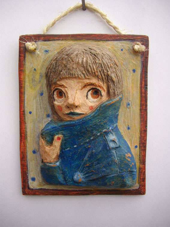 Terracotte su legno dipinto da appendere (3)-1.JPG