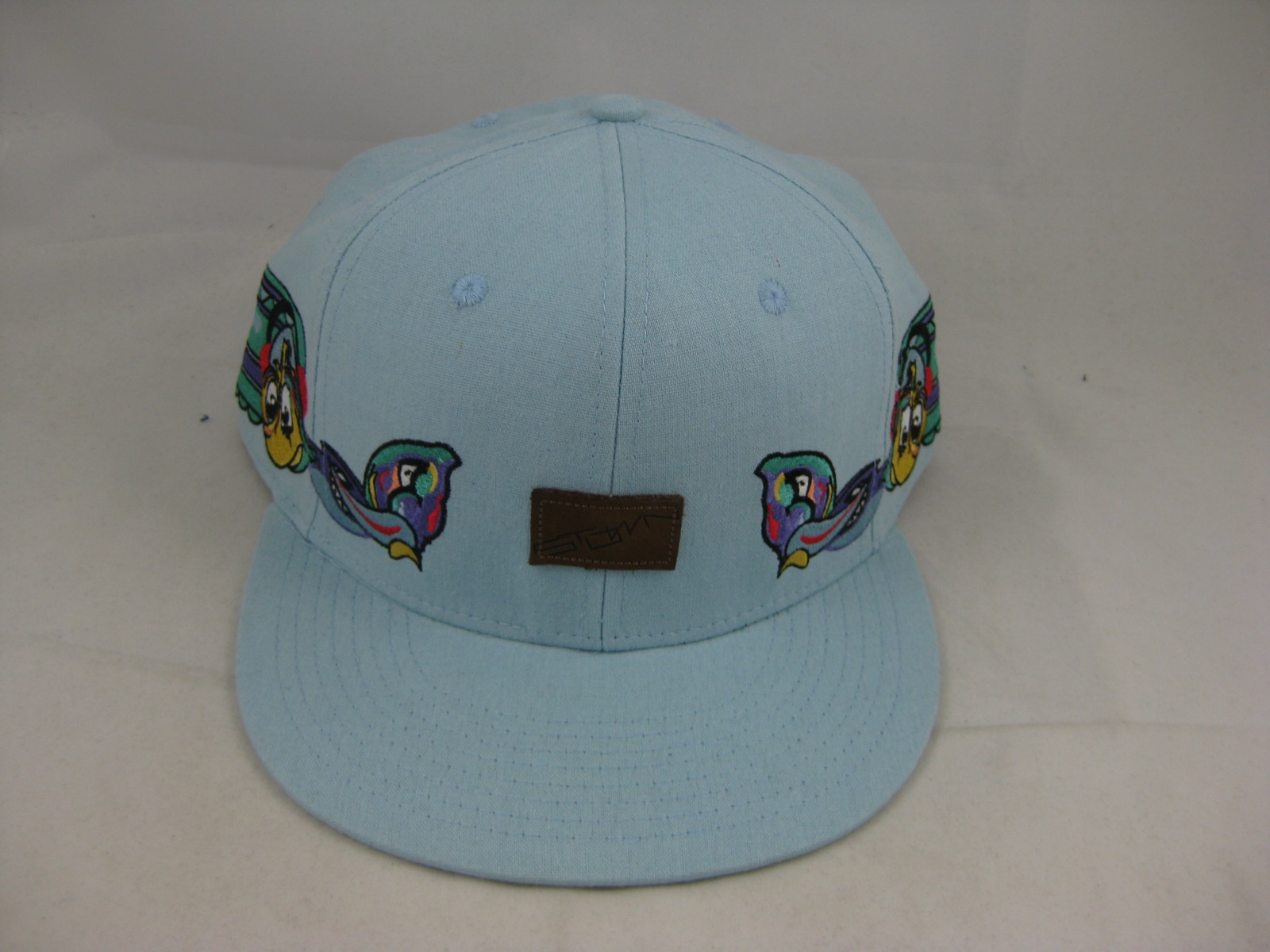Light blue soft Hemp.