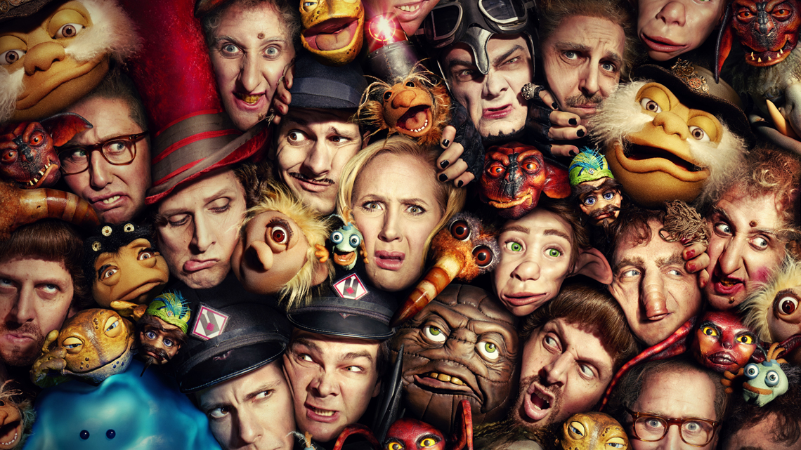 Yonderland - Series II & IIIART DIRECTORWorking Title for Sky One