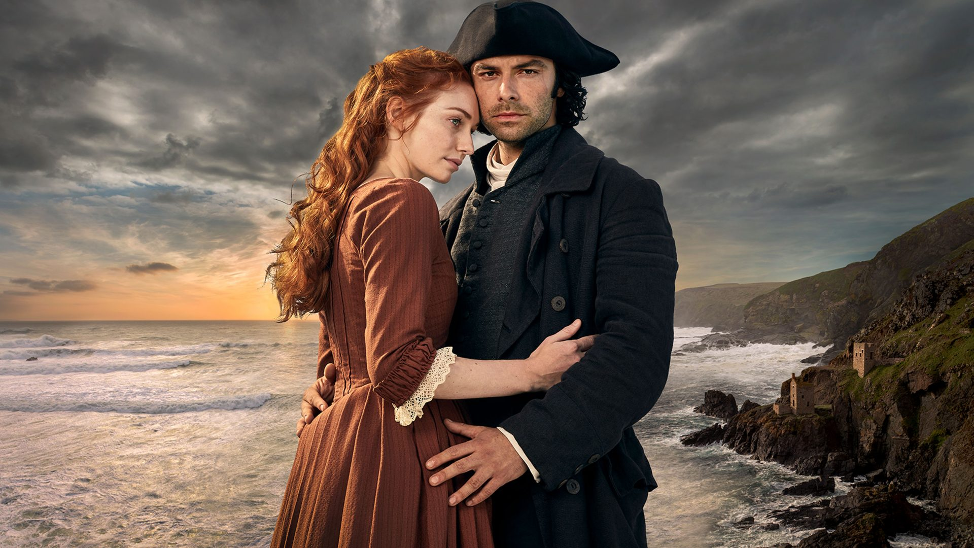 Poldark - Series III , IV & VART DIRECTORMammoth Screen for BBC