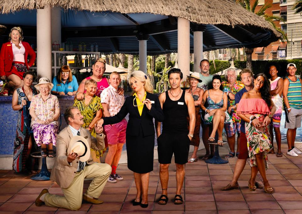 Benidorm - Series 10PRODUCTION DESIGNERTiger Aspect for ITV 1