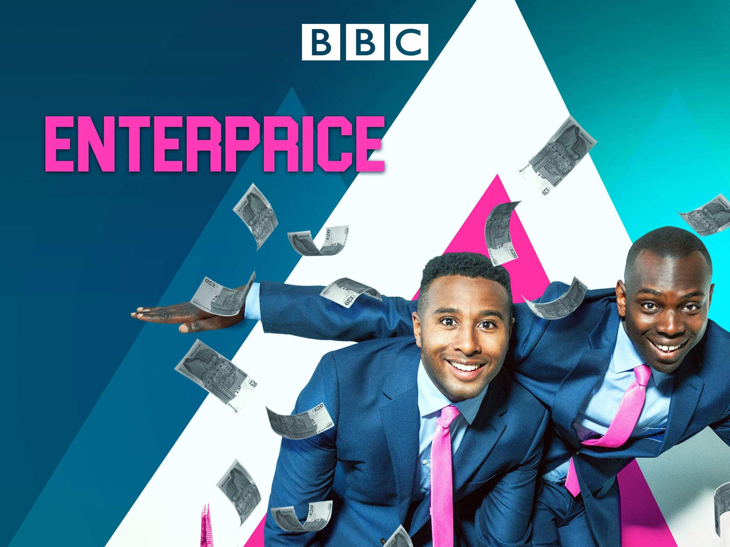 Enterprice - Series 2Production DesignerFudge Park for BBC 3IN PRODUCTION