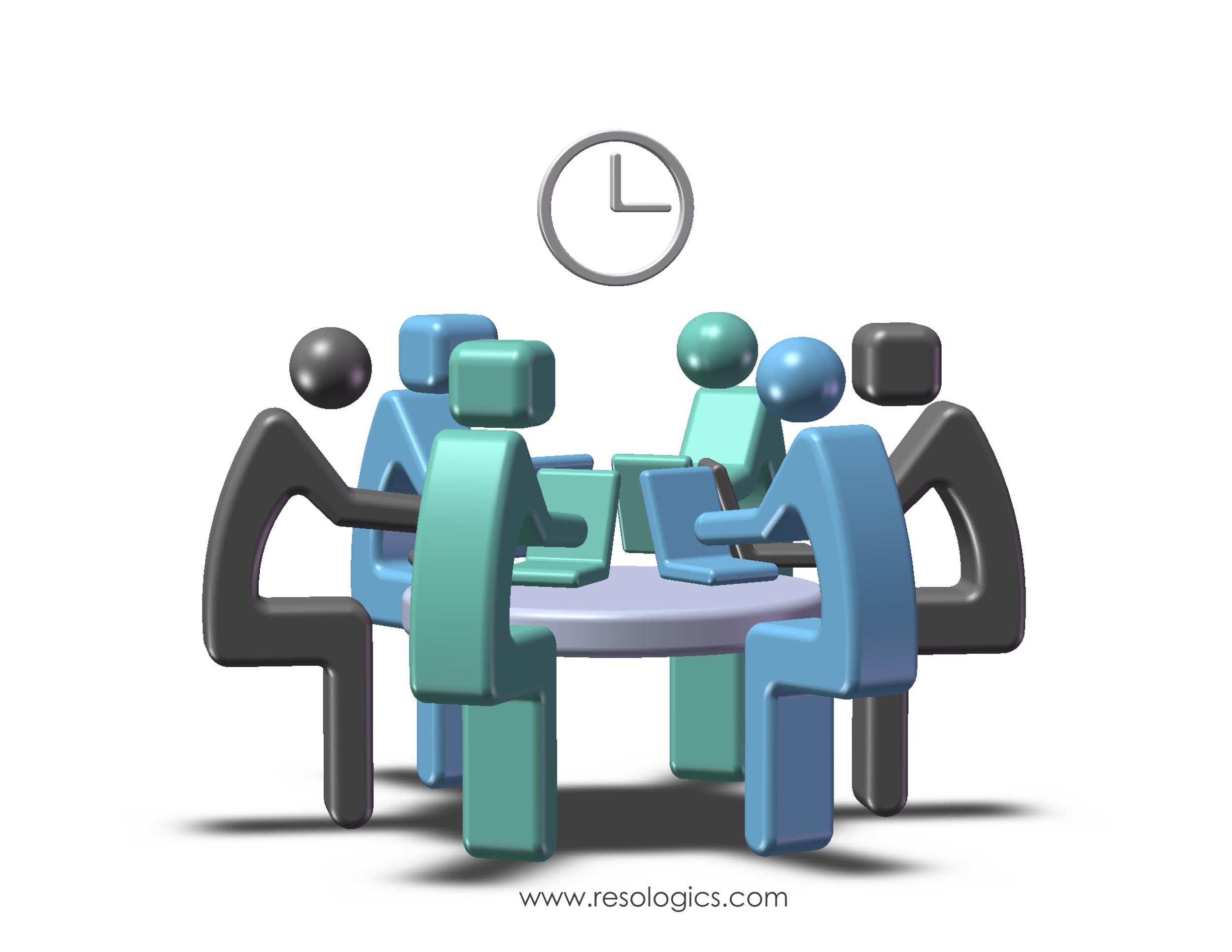 Hackathon Collaborating Team
