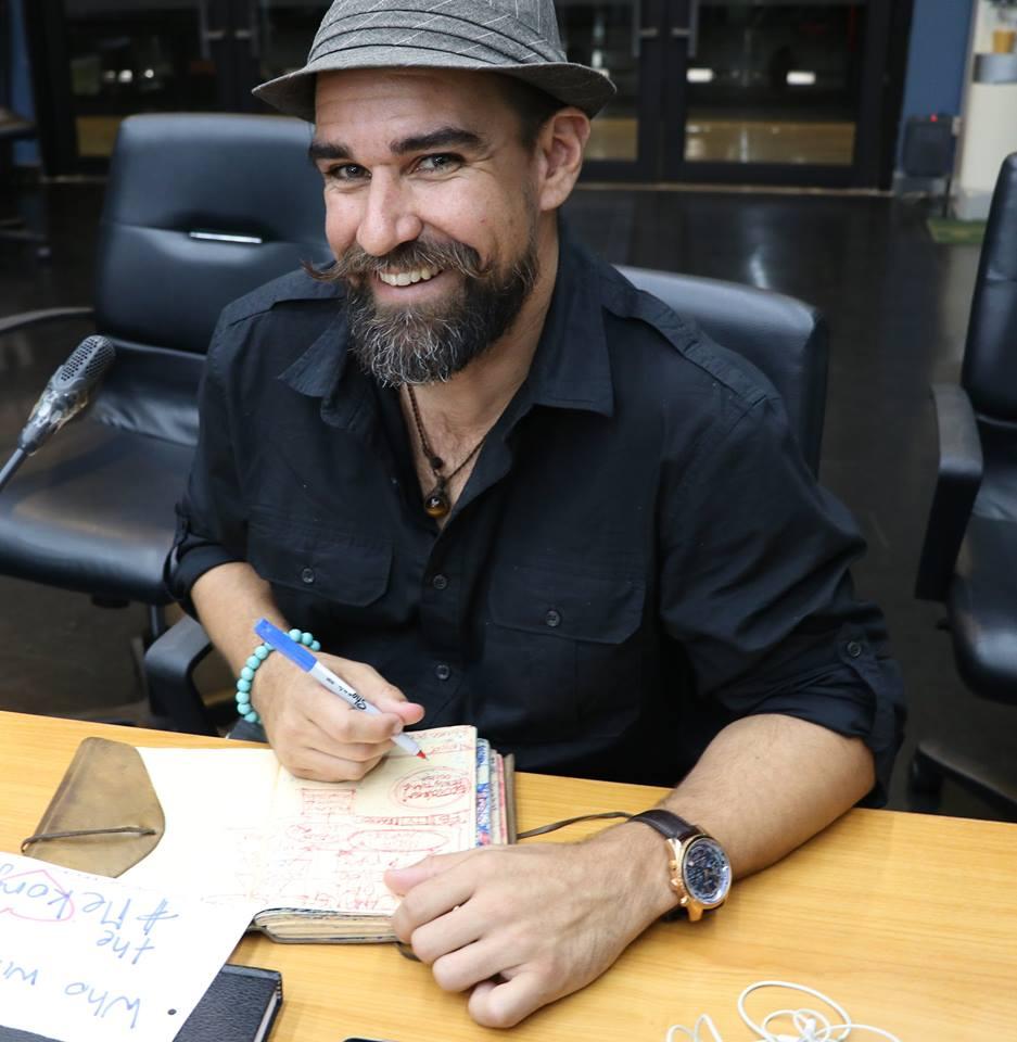 Scott Martin in Bangkok