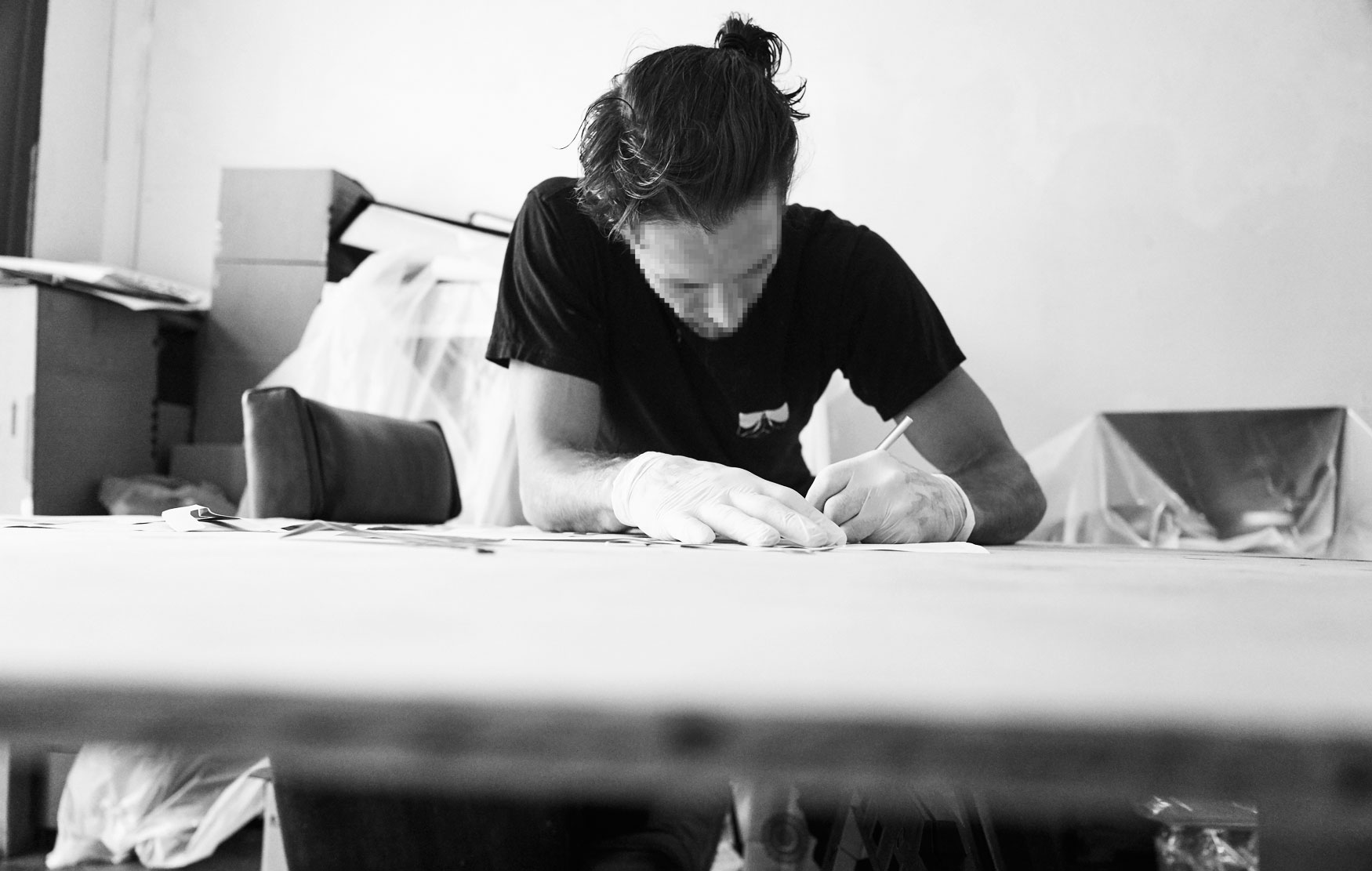 Thrashbird: Dave Navarro Installation | Story 008 | Tuesday, July 10, 2018