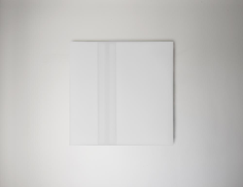 Steve Burtch, No. 12026, 2012, acrylic & graphite on cast acrylic panels, 11 x 11 inches