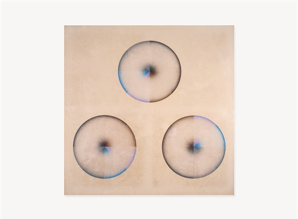"""Judy Chicago, Large Dome Drawing #2, 1968-69, Prismacolor on paper, 54 x 54 inches                                Normal    0                false    false    false       EN-US    JA    X-NONE                                                                                                                                                                                                                                                                                                                                                                                                                                                                                                                                                  /* Style Definitions */ table.MsoNormalTable {mso-style-name:""""Table Normal""""; mso-tstyle-rowband-size:0; mso-tstyle-colband-size:0; mso-style-noshow:yes; mso-style-priority:99; mso-style-parent:""""""""; mso-padding-alt:0in 5.4pt 0in 5.4pt; mso-para-margin-top:0in; mso-para-margin-right:0in; mso-para-margin-bottom:10.0pt; mso-para-margin-left:0in; mso-pagination:widow-orphan; font-size:12.0pt; font-family:Cambria; mso-ascii-font-family:Cambria; mso-ascii-theme-font:minor-latin; mso-hansi-font-family:Cambria; mso-hansi-theme-font:minor-latin; mso-fareast-language:JA;}"""