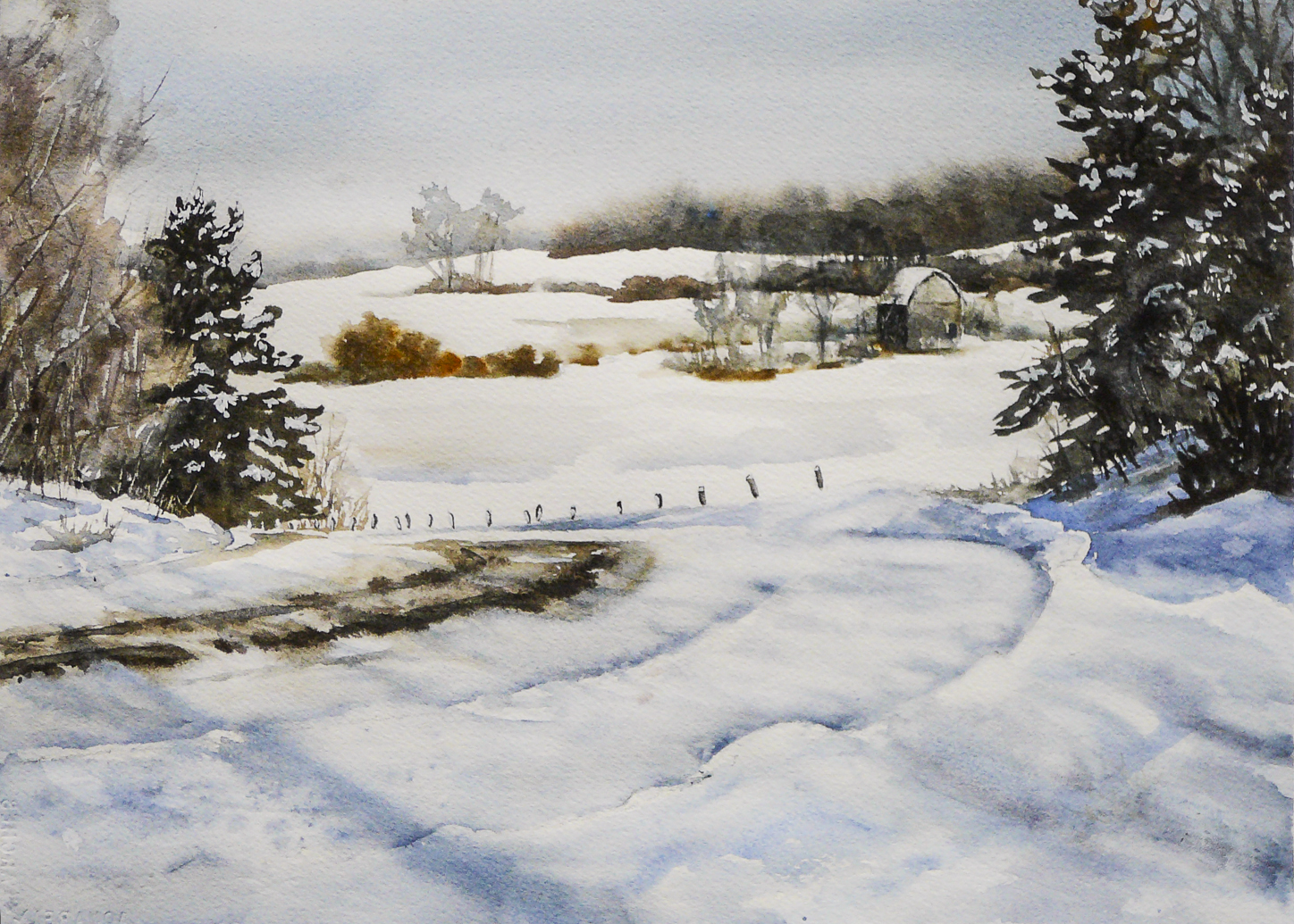 North of Long Sault (sold)