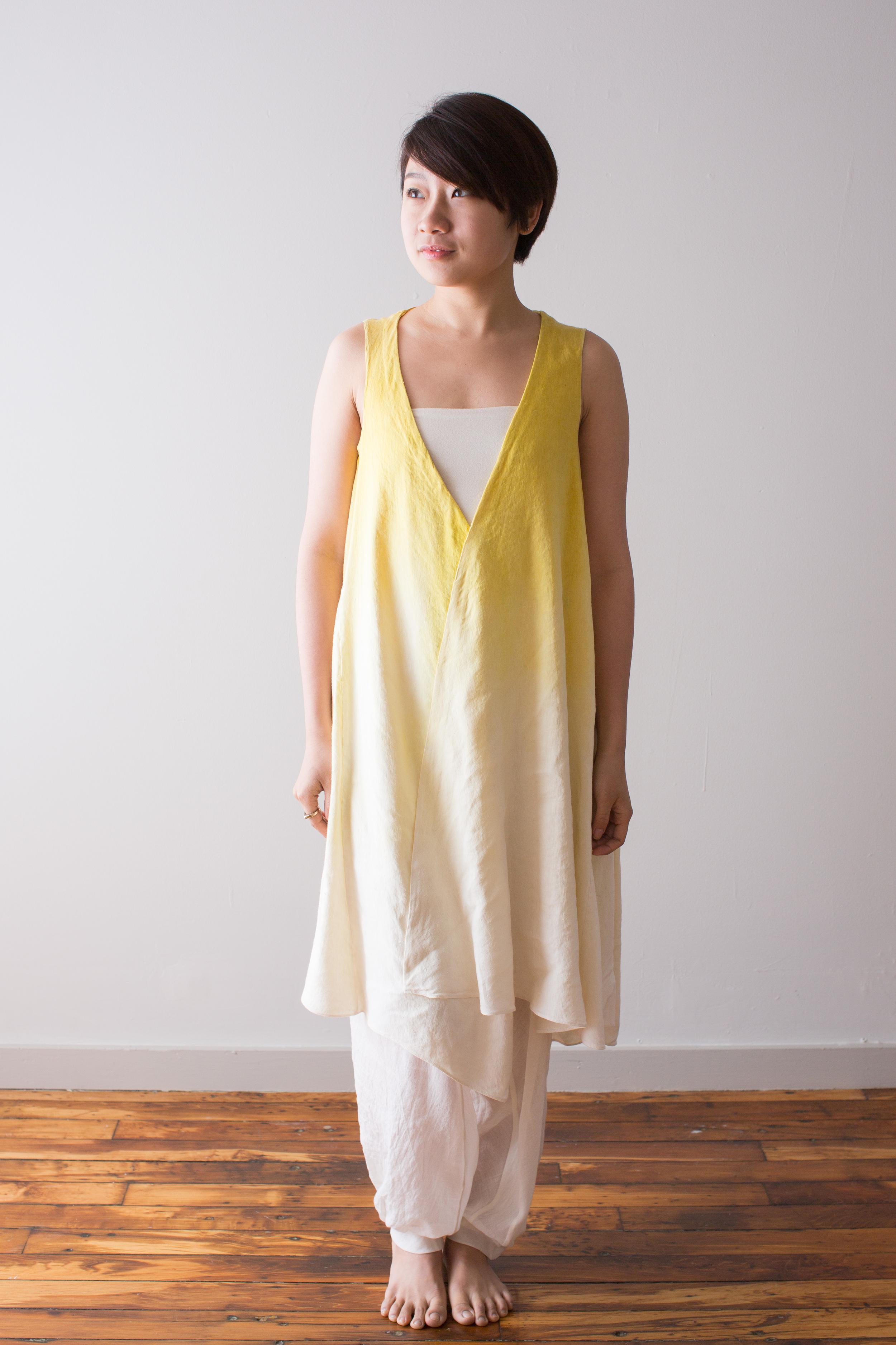 Solar Plexus Dress