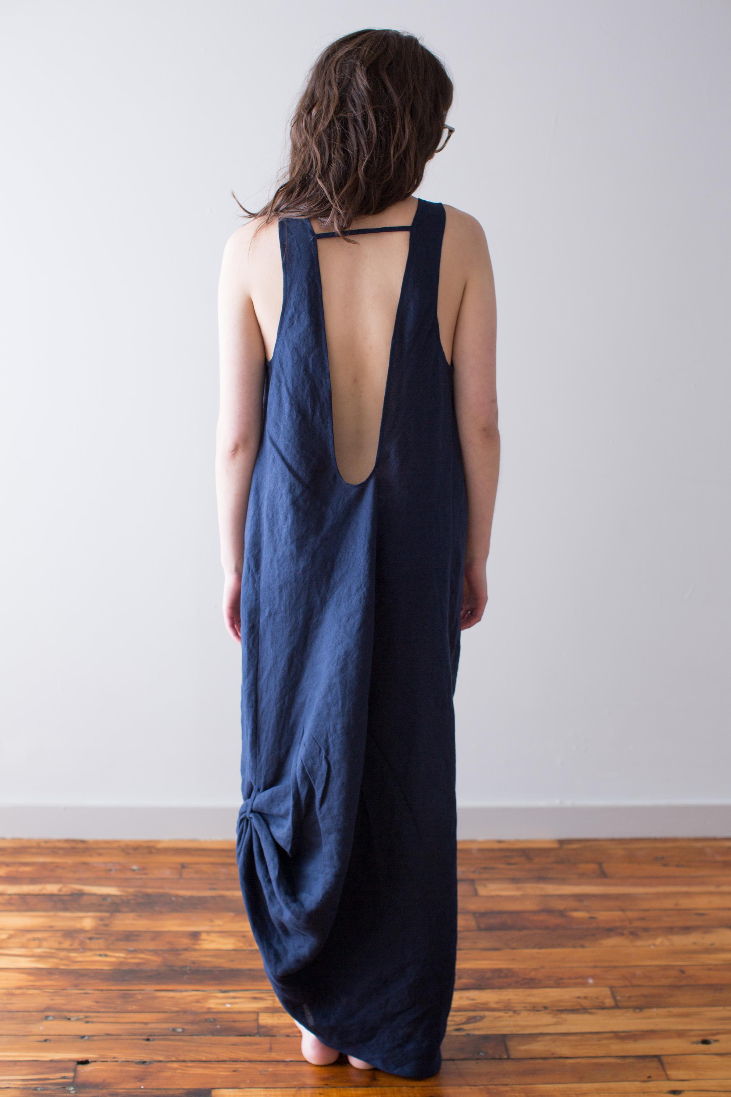 Third Eye Chakra Dress