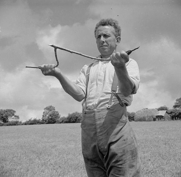Agricultural uses for dowsing include finding water and nutrient content in the earth to map farming and gardening plots.