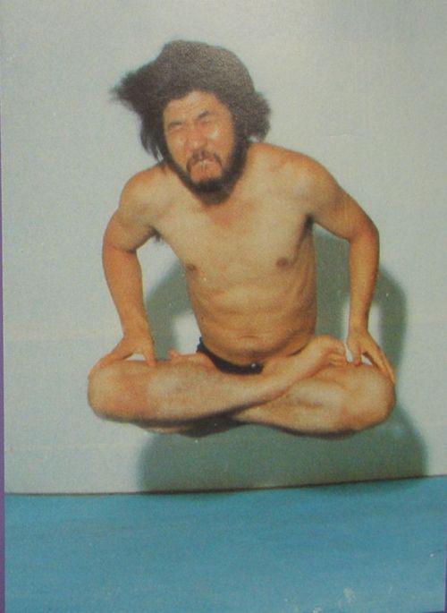 Shoko Asahara, figurehead of the Aum Shinrikyo doomsday cult,ordered (amongst other acts of terror) the release of Sarin, a nerve toxin, into a public subway killing 12 and hurting thousands in an attempt to usher in the apocalypse.