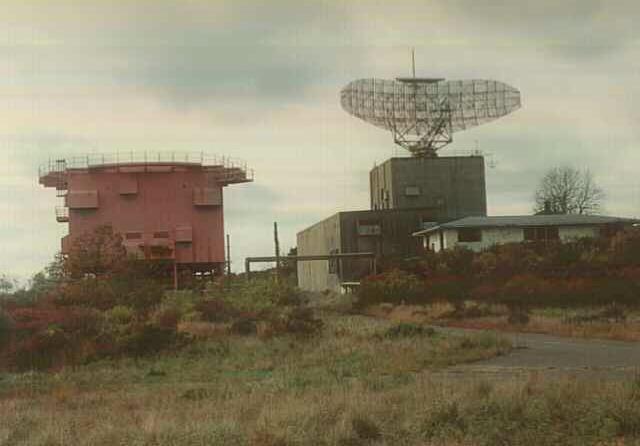 Camp Hero – Montauk Air Force Station on Montauk, Long Island.