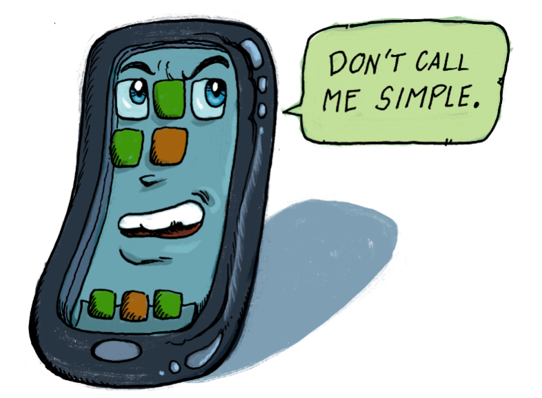 InfoComic:  How Does Your iPhone Screen Work?  Client: Fusion Network