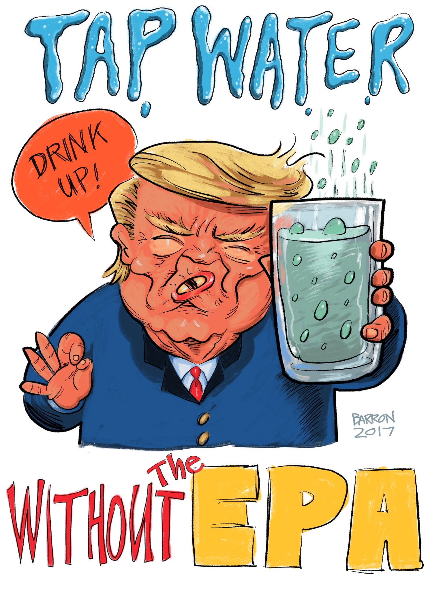 Tap Water Without the EPA